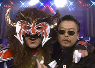 WCW The Great American Bash 1997 - Psicosis & Sonny Onoo