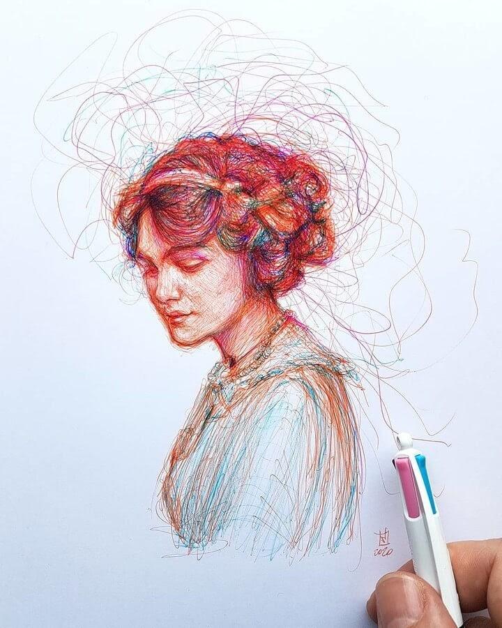 12-Alberto-Russo-Scribble-Drawings-www-designstack-co