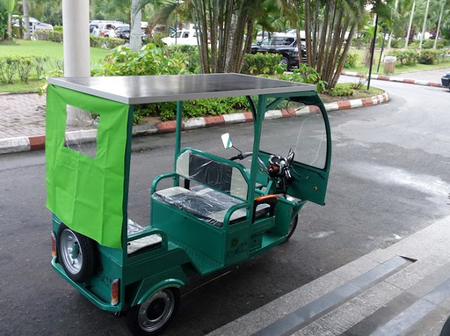 Grant for Tarlac State University Team to Develop Solar Tricycle