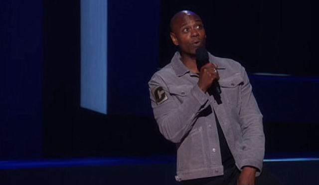 'He grew up gay anyway': Dave Chappelle DEFENDS Kevin Spacey in new Netflix comedy show and suggests actor Anthony Rapp, who was propositioned by the older actor aged 14, got himself in that situation