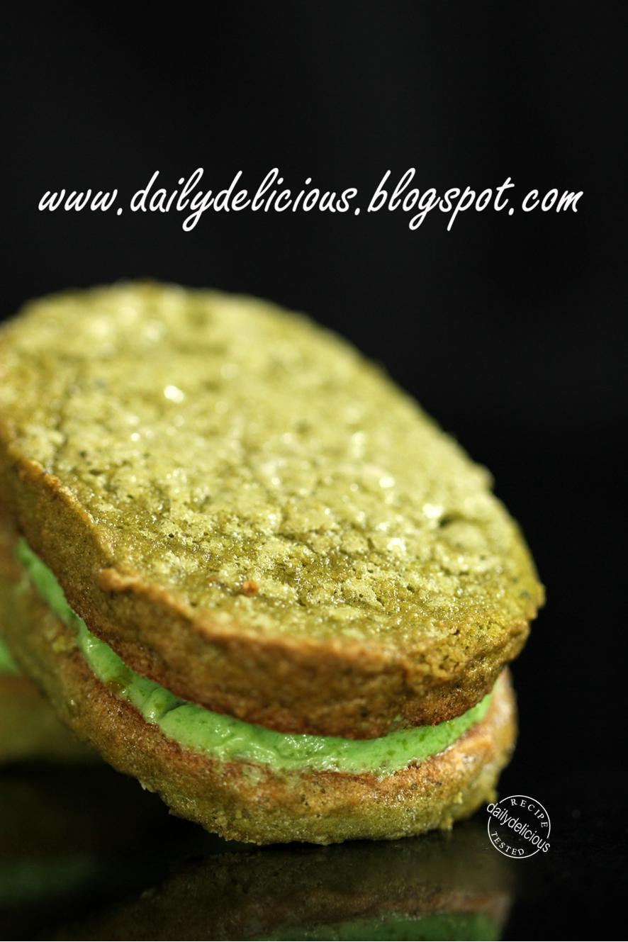 Delicious Green Tea Cake Recipe