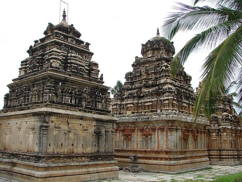 Temple Stories: Seetha Parvathi Temple, Avani Village in Kolar Dist