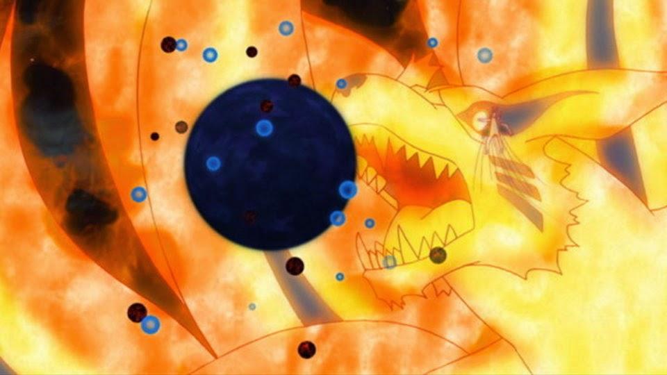 Naruto Bijuu Dama