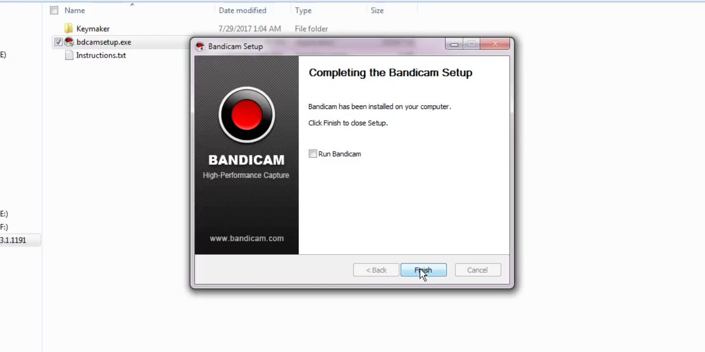 register bandicam free for lifetime