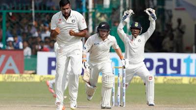 Ashvin put NZ back in Kanpur Test