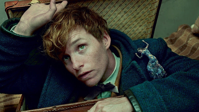 J.K. Rowling Eddie Redmayne David Yates | Fantastic Beasts and Where to Find Them