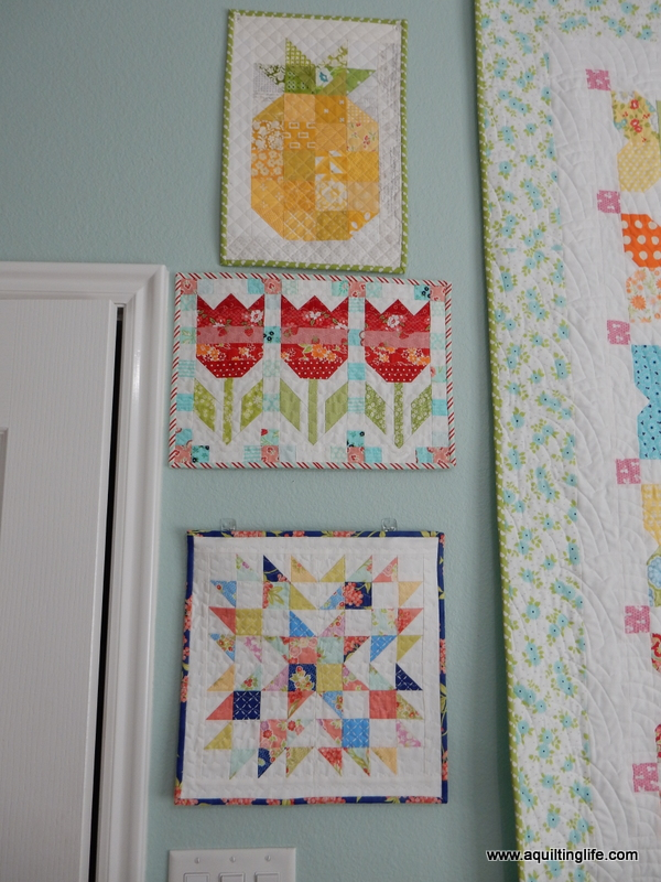 Best Tips for Mini Quilts | A Quilting Life - a quilt blog : mini quilts - Adamdwight.com