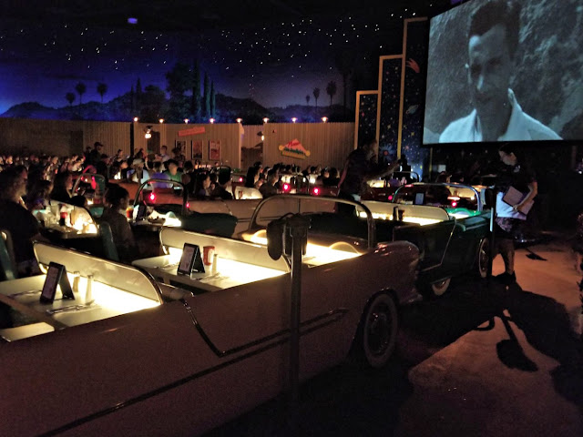 Sci Fi Diner