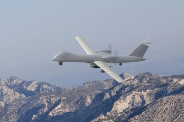 european drone twin prop