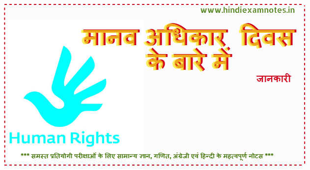 know About Human Rights Day