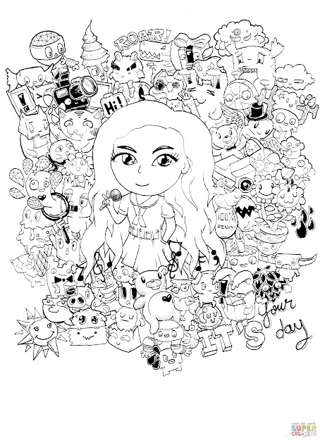 Doodle By Kent Sunglao