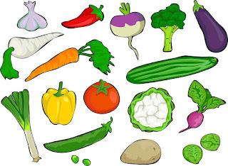 Coma verduras e legumes