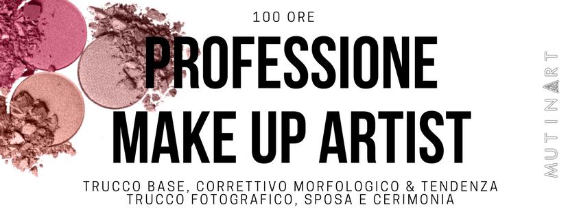 Corso di trucco professionale base e correttivo morfologico, make up moda, trucco fotografico, sposa e cerimonia a Modena