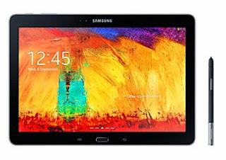 Spesifikasi dan Harga Samsung Galaxy Note 10.1 SM-P601 Terbaru