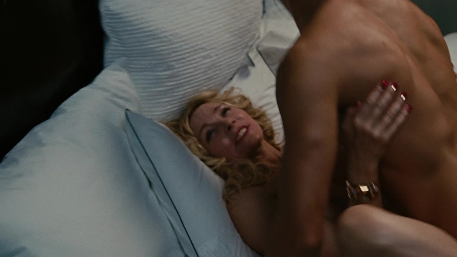Kim cattrall bush, thong scene in live nude girls