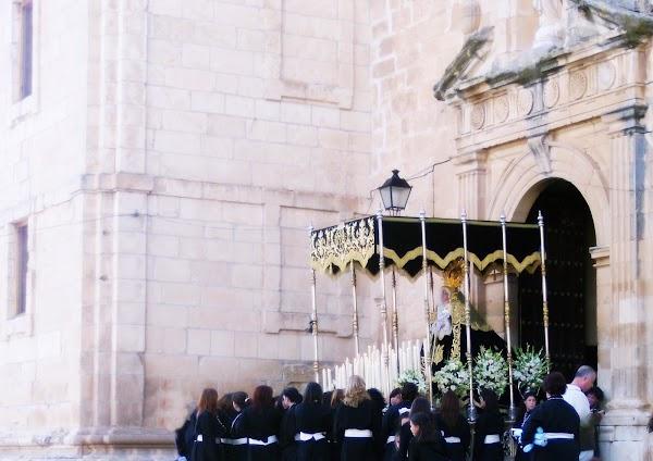 Nuestra Señora del Mayor Dolor de Luque saldrá el próximo domingo en procesión extraordinaria