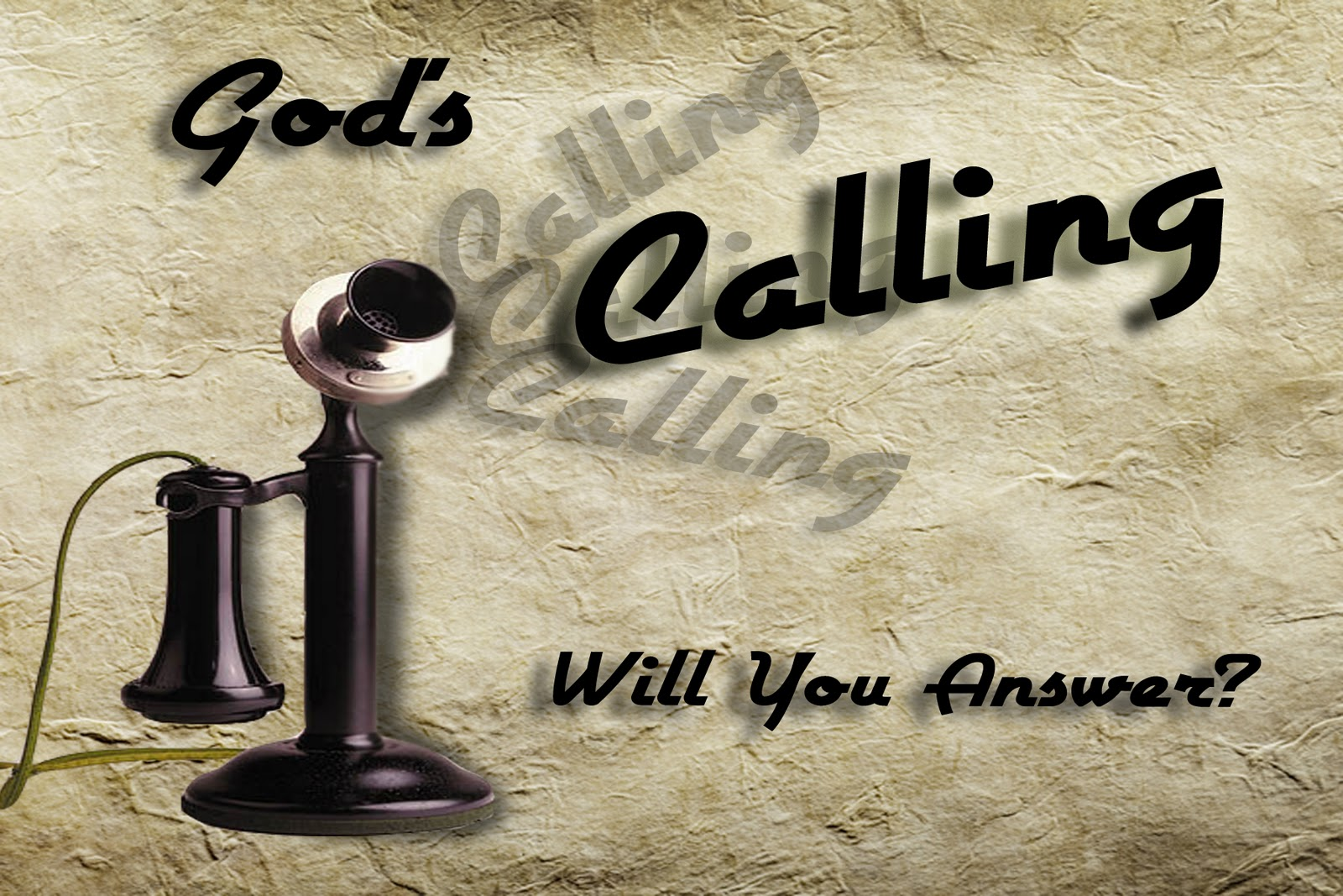 Image result for we are called by god