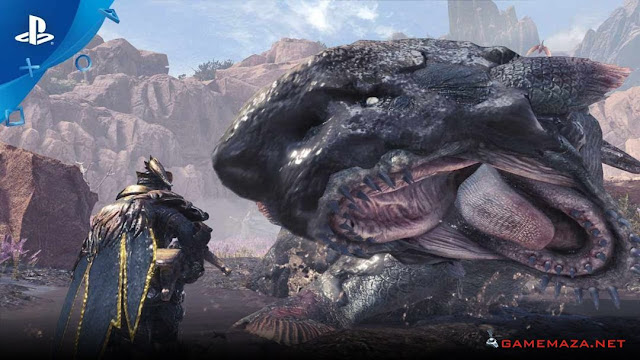 Monster Hunter World Gameplay Screenshot 5