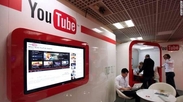Kantor Youtube