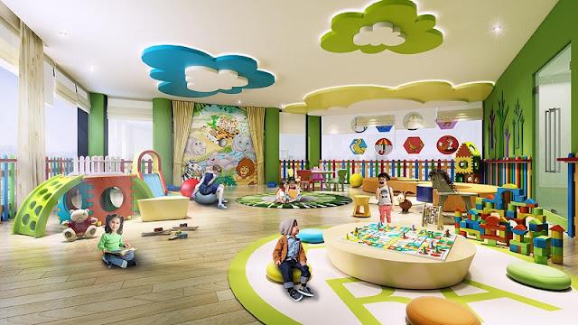 Trường mầm non Brg Grand Plaza