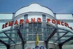 Kembali ke Surabaya Dari Stasiun Semarang Poncol
