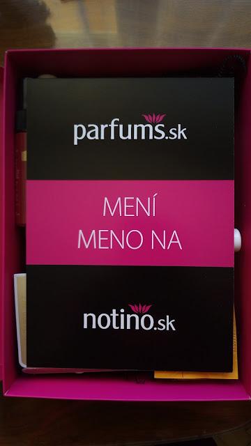 Ladypink notino box