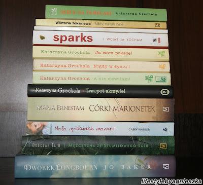 Wielka wymiana książkowa - Przeczytaj i podaj dalej - edycja II