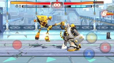 Download Robot Battle 2.0 Apk