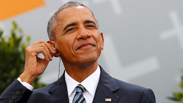 Obama pone una canción latina en el primer lugar de su lista de recomendaciones del 2017