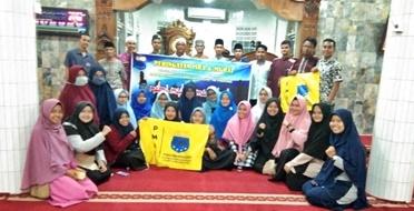 PMII Imam Bonjol Padang Peringati Isra' Mi'raj