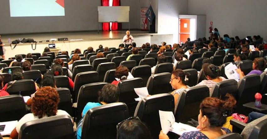 UGEL 07 realizó «Primer Taller de Auxiliares de Educación a Nivel Inicial» www.ugel07.gob.pe