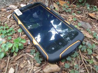 Hape Outdoor No.1 X1 X-Men Android IP68 Certified Display 5inch Waterproof