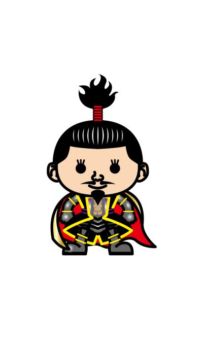 Japanese Military Commander