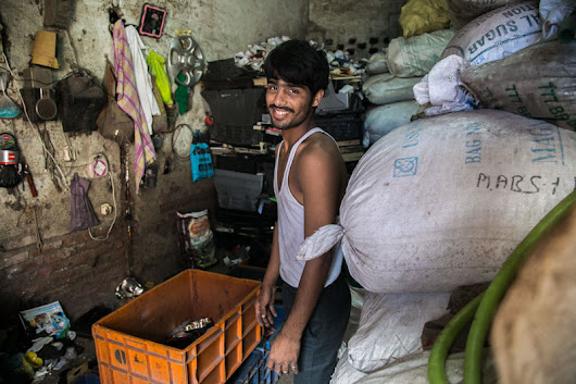 Dharavi, Mumbai - A Walk inside India's largest slum
