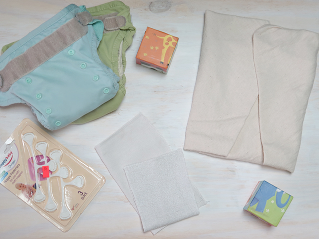 Our cloth nappy story: what we use, how we wash and what