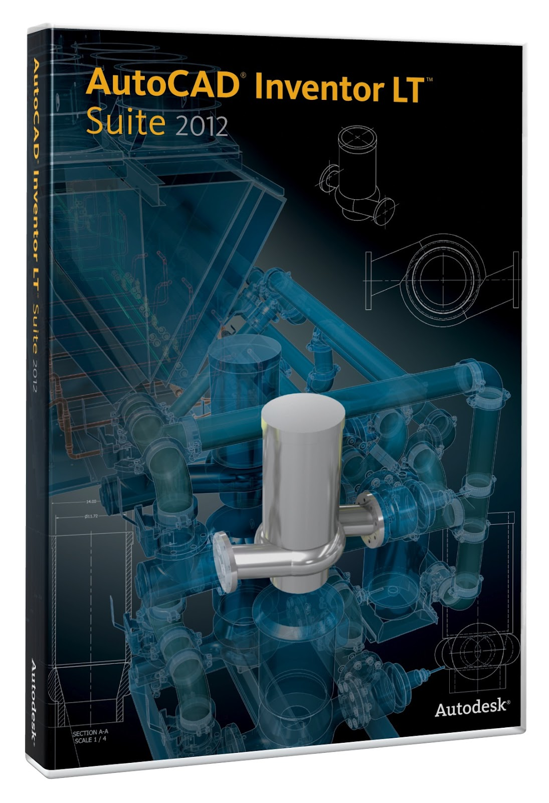 Cheap Inventor LT 2012 Software