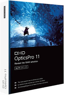 DxO OpticsPro 11.0.0 Build 11397 Elite Edition Portable, Crack Full Version Download