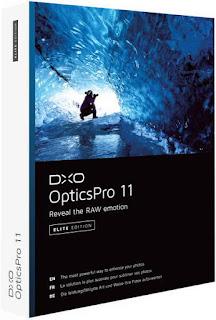 DxO OpticsPro 11.0.0 Build 11397 Elite Edition Portable, Crack Full Version Download