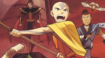 La Promesa, Parte II - Avatar: La leyenda de Aang [Comic]