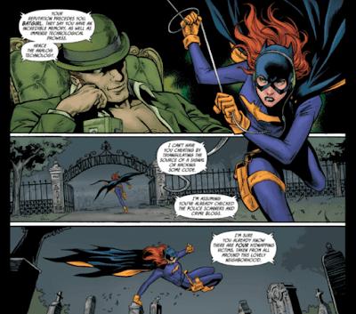 Batman: Prelude to the Wedding - Batgirl vs. The Riddler