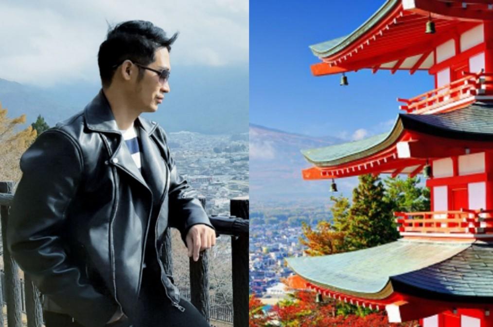 Ngắm núi Phú Sĩ từ chùa Chureito và làng cổ Oshino Hakkai