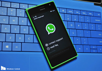 Windows Phone y Whatsapp, noticias de tecnología
