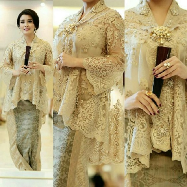 Model Kebaya Simple Mewah
