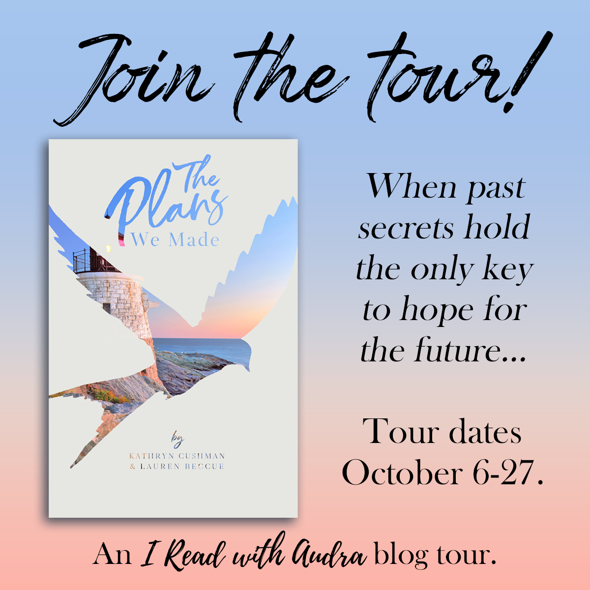 Blog tour sign-ups are open!