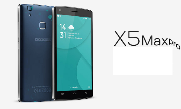 Doogee X5 MAX PRO Official Firmware Flash File Free Download