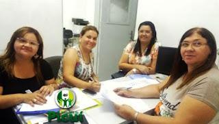 Secretárias de Assistência Social, Saúde e Educação se reúnem para definir calendário anual de ações em Picuí