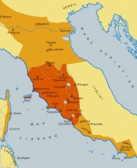 Etruscans origins: were Italian, DNA reveals the mystery