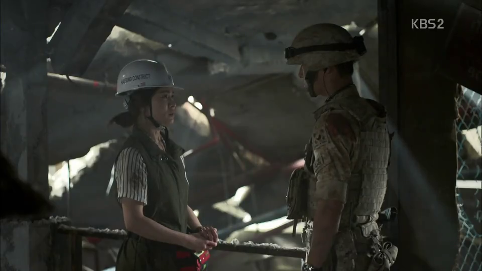 Sinopsis Descendants Of The Sun Episode 7 Part 2