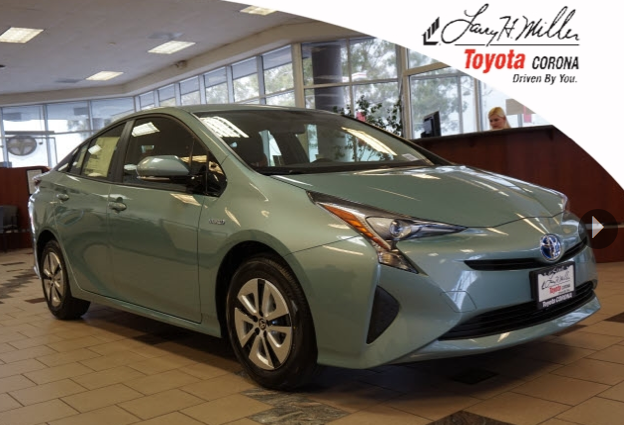 2016 toyota prius two eco hatchback larry h miller toyota corona. Black Bedroom Furniture Sets. Home Design Ideas