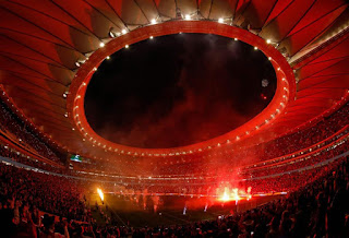 Athletico Madrid's New Wanda Metropolitano Stadium To Host 2019 Champions League Final